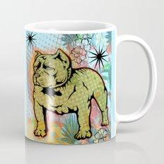 Cool dog pop art Mug