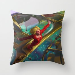 Fledgling Throw Pillow