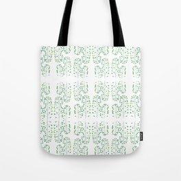 shepherd's purse Tote Bag
