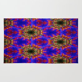 Concave Stature Pattern 9 Rug