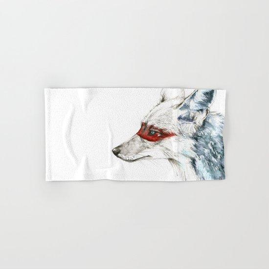 Coyote I Hand & Bath Towel