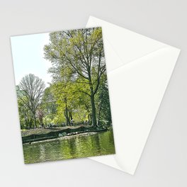 Lake at Central Park - NYC Stationery Cards