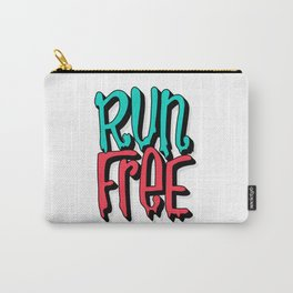 Run Free Carry-All Pouch