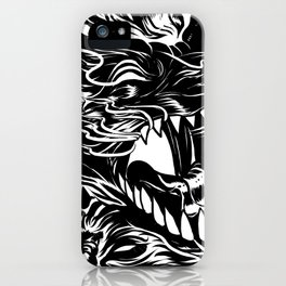 Wolf Core iPhone Case