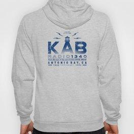 THE FOG - KAB radio Hoody