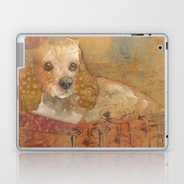 The Cozy Cocker Laptop & iPad Skin