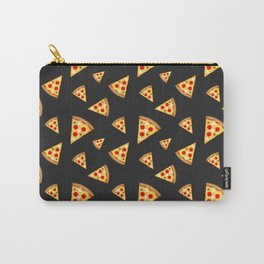 Cool and fun pizza slices pattern Carry-All Pouch