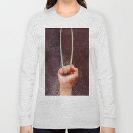 X-23 Claws - Logan Long Sleeve T-shirt