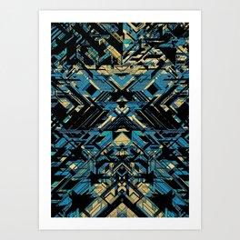 patternarchi 2 Art Print