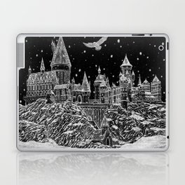 Holiday at Hogwart Laptop & iPad Skin