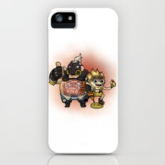 Roadhog & Junkrat iPhone (5, 5s) Slim Case