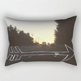 go // explore Rectangular Pillow