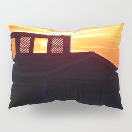 Silhouettes at Sunset Pillow Sham