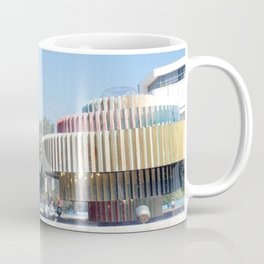Tel Aviv photo - Dizengoff Square Coffee Mug