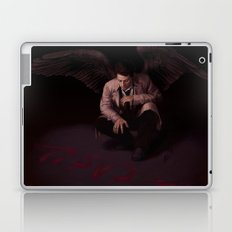 Castiel. Who was there? Laptop & iPad Skin