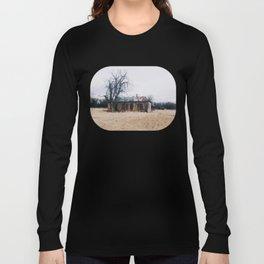Abandoned Ranch House Long Sleeve T-shirt