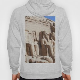 Abu Simbel Temples Aswan Governorate Egypt Ultra HD Hoody