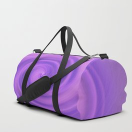 Purple daze 5 Duffle Bag