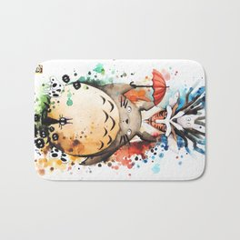 """The crossover n°2"" Bath Mat"