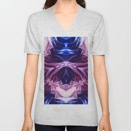 Sensei - Purple Unisex V-Neck