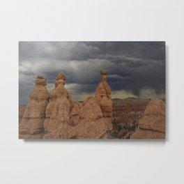 Hoodoos at Bryce Canyon Metal Print