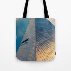 Pyramid Tote Bag