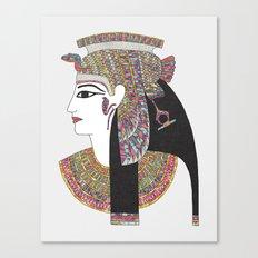 EGYPTIAN GODDESS Canvas Print