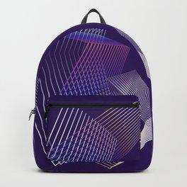 - Citylife - geometric futuristc art Backpack