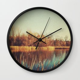 Solace Wall Clock