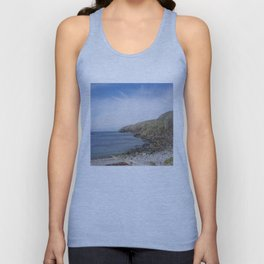 Beach Lewis and Harris 1 Unisex Tank Top