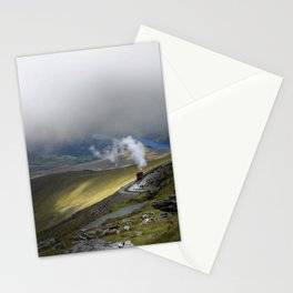 Snowdonia Mountain Railway Stationery Cards