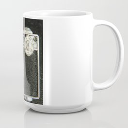 Vintage Range finder camera. Coffee Mug