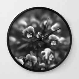 Botanica Obscura #5 Wall Clock
