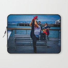 Seaside Contortionist Laptop Sleeve
