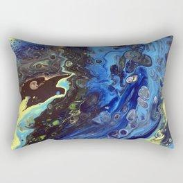 Azul Flow Rectangular Pillow