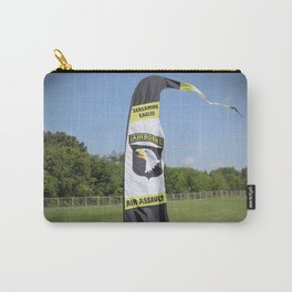 101st Airborne Screaming Eagles Carry-All Pouch