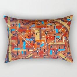 Kaos Rectangular Pillow