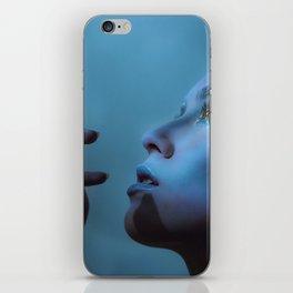 Ice Queen lighting iPhone Skin