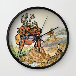 Prophet Wall Clock