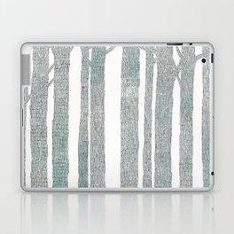 """Woods"" Laptop & iPad Skin"