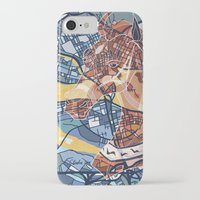 stockholm iPhone & iPod Cases featuring STOCKHOLM by C. Reeder