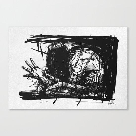 Medicine Man Canvas Print