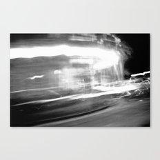 {Speed Of Light II} Canvas Print