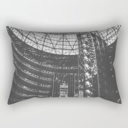 Shadows & Lines in Chicago Rectangular Pillow