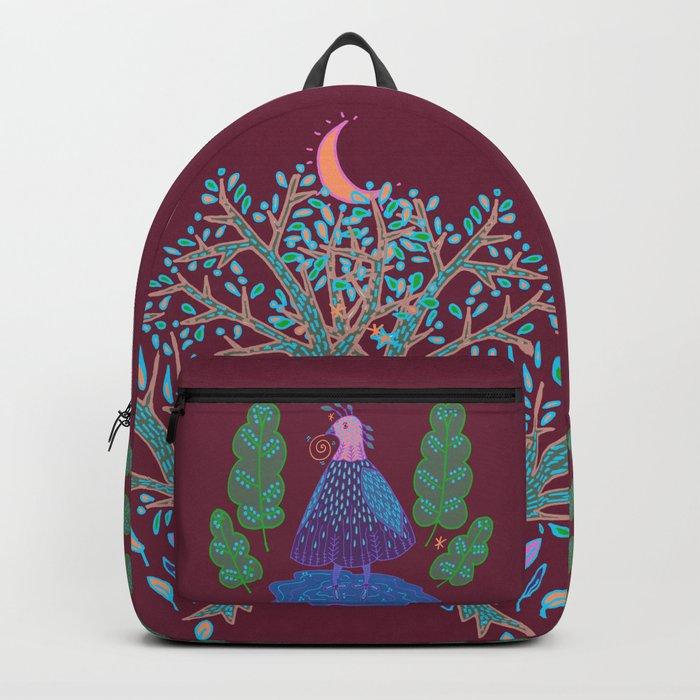 Bird Bath Backpack