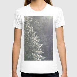 Winter Pines T-shirt