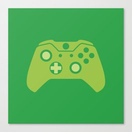 Video Game Controller: Xbox One Canvas Print