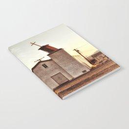 Forgotten Church Route 66 Notebook