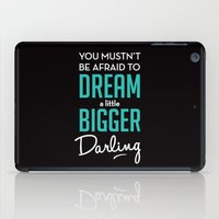 inception iPad Cases featuring Inception by mydeardear
