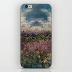 Forest Island iPhone & iPod Skin